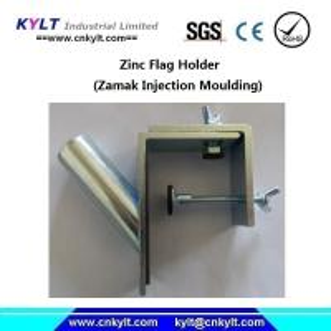 Aluminum injection Casting Heavy Duty Flag Holder/Bracket Manufactures