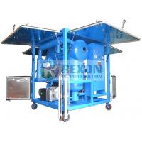 ZYD-W-150 9000LPH High Vacuum Transformer Oil Filter Machine Full Enclosed Type Manufactures