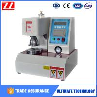 Automatic Rupture Strength Tester For Raw Paper , Cardboard , Leather And Cloth Etc Manufactures
