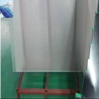 Quality 3.2mm Pattern Coated Glass for Photovoltaic Module for sale