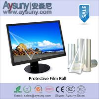 PET Material Protective Film Roll for LCD Screen Protector Film Manufactures