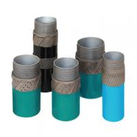 Core Drilling Tools / Diamond Reaming Shells , Surface Set Reamer Manufactures