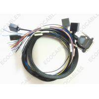 HDB 44 Pin Main Cable Harness Assembly For Gprs Fleet Tracking Electric Cable Assemblies Manufactures