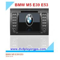 China Android car DVD Multi-touch Screen with 3G Wifi Car DVD Player GPS for BMW M5 E39 E53 on sale