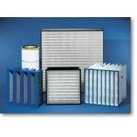 China G4  non - woven Media fabrics Industrial Air Filters for air filter cleaner with Galvanized sheet Frame on sale