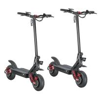 150kg Max Load Adult Electric E Scooter 60 - 80km 3600W Electric Powered Scooters Manufactures