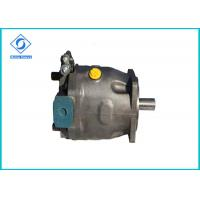 Solid Construction Rexroth Piston Pumps A10V, Custom Size Hydraulic Axial Piston Pump Manufactures