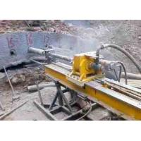China Dual Top Drive Engineering Drilling Rig for Large Diameter Anchor Pile Holes on sale