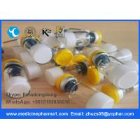 Injectable Growth Hormone Releasing Peptide GHRP-6 for Muscle Growth 5mg/vial Manufactures