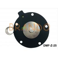 China Customize Black NBR 1 inch Air Medium Pulse Valve Diaphragm D25 in Dust Bag Filter System on sale