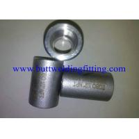 China ASTM A182 F316MoLn Sockolet Weldolet Forged Pipe Fittings SW, 3000LB,6000LB on sale
