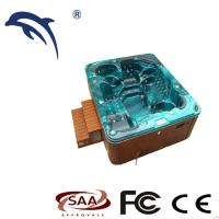 Balboa control system Ponfit SPA with air pump massage hot tubs outdoor spa PFDJJ-02 Manufactures