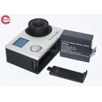 Wide Angle Lens Black FHD 1080p Action Camera Waterproof 30m Mini Sports DV Manufactures