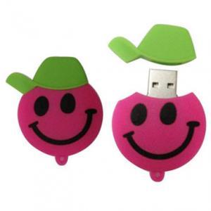 promotional speical cartoon silicon power USB flash drives 1GB 2GB 4GB 8GB 16GB 32GB