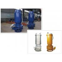 Professional Heavy Duty Submersible Pump , Submersible Drainage Pump For Dredging Ship Manufactures