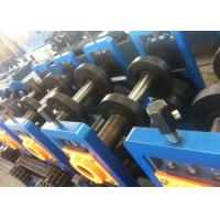 Truss Exchange CZ Purlin Roll Forming Machine For 1.5 - 3.0mm Thickness Steel Manufactures