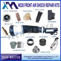 Mercedes-Benz W220 Front Air Suspension Shock Repair Kits Rubber Manufactures