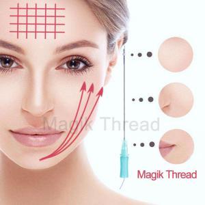 Magik Thread PDO thread Facial Lifting PDO thread Cog Cannula Mono thread Manufactures