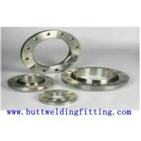 Quality ASTM a182 f316l 2205 S31803 S32205 F51 Super Duplex Stainless Steel Flange for sale