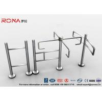 China High Speed Manual Full Height Turnstile Manual Half Height Barrier Gates on sale
