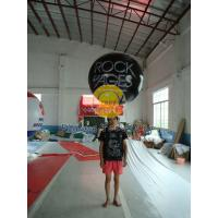 UV Protected Printed Filled Helium Walking Backpack Balloon for Outdoor Advertising Manufactures