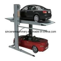 Hydraulic Two Post Car Packing System (SLP8016) Manufactures