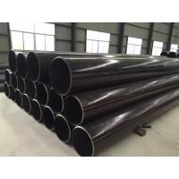 High Pressure Alloy Welded Steel Pipe ASTM A335 P91 Low Alloy Steel Seamless Pipe  1/2- 5 Manufactures