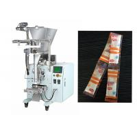Professional Semi Automatic Packaging Machine For Sachet / Milk Powder Manufactures