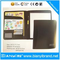 Hot Sales High Quality Professional PU OEM Credit Card Folder With Nice Printing Manufactures