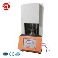 Digital Type Rubber Mooney Viscometer , Electronic Universal Tensile Machine ASTM-D2084 Manufactures