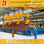 Factory Price Qc Model EOT Travelling Bridge Crane Electromagnetic Crane Manufactures