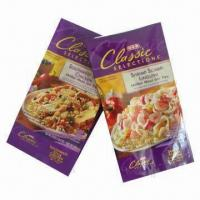 Buy cheap Snack Food Pouch/Packaging with Gravure Printing Up to 12 Colors, Made of from wholesalers