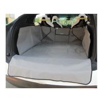 Topfit Waterproof Car Boot Liner Protector, Nonslip Durable SUV Trunk Cargo Liner For Pets