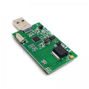 "1.8 ""Mini PCI-E mSATA USB3.0 Adapter Card Conveter externe SSD PCBA carte HG Manufactures"