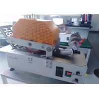China hot stamping foils plate stamping machine number plate machine for sale durable roller on sale