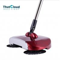 Magic Handle Plastic Spin Brush Broom Hand Operation Quick Cleaning Manufactures