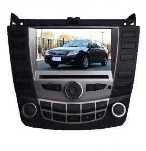 China BYD F6 Car GPS Navigation System With Bluetooth , GPS Navigation DVD on sale