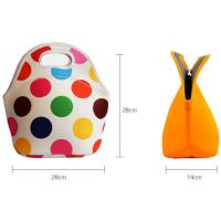 China 30cm*30cm*16cm Size and Food UseType Neoprene Lunch Tote bag for adult. on sale