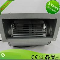 High Air Flow Double Inlet Fan Centrifugal Air Blower For Air Ventilation System Manufactures