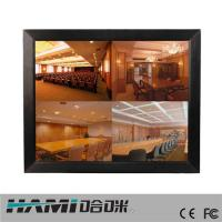 12.1-inch Metal Case CCTV LCD Monitor with 50,000 Hours Lifespan, WCG-CCFL Colorful Backlight Manufactures