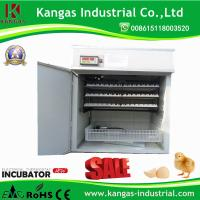 Best price 528 Eggs Chicken Duck Cheap Egg Incubators Hatchery Machine for Sale Manufactures