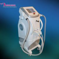 China Multifunction IPL shr 808nm diode laser best laser for facial hair removal on sale