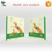 menstrual stomach pain relief moxa moxibustion heat warm womb patch Manufactures
