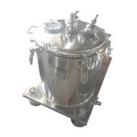 Top Discharge Industrial Basket Centrifuge Hemp Oil Extraction Machine Manufactures