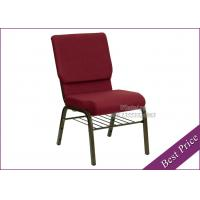 Red Church Chairs For Sale With Wholesale Price and Good Quality (YC-31) Manufactures