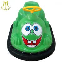 Hansel kids indoor playground equipment kids ride on plastic animal toy car Manufactures