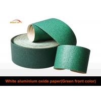 1.37X100m Ceramic Coated Abrasive Cloth Aluminum Oxide For Making Flap Wheel Manufactures