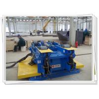 3D Adjustable Hydraulic Fit Up Rotator for Wind Tower Production Line Manufactures