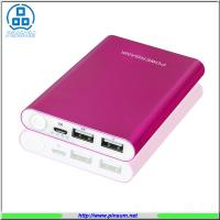 Li-polymer 10000mAh power bank for smartphone Manufactures