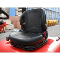 Toyota style safety forklift seat with belt Manufactures
